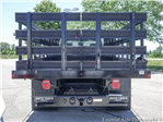 2018 F-450 Regular Cab DRW,  Auto Truck Group Stake Bed #F56920 - photo 5