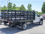 2018 F-450 Regular Cab DRW,  Auto Truck Group Stake Bed #F56920 - photo 1