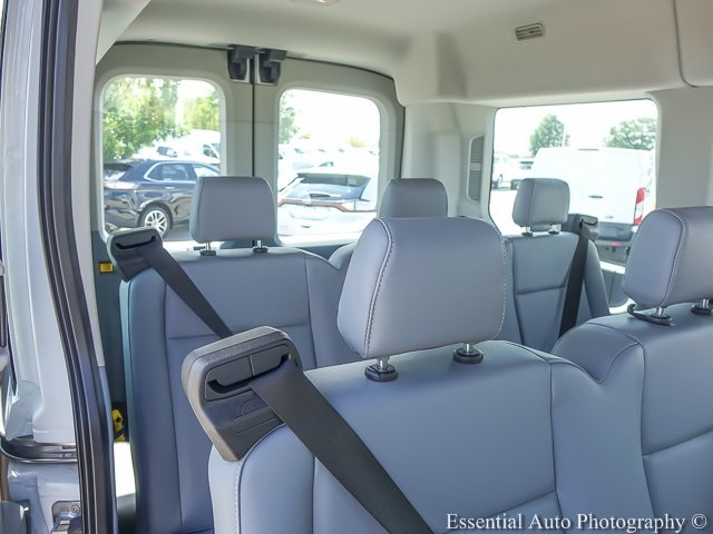 2018 Transit 150 Med Roof 4x2,  Passenger Wagon #F56981 - photo 9