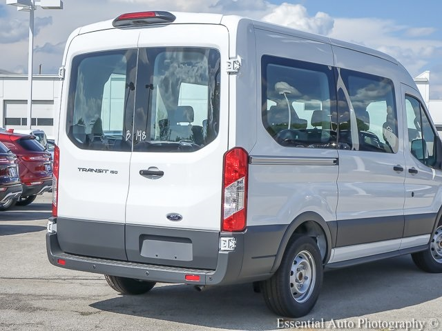 2018 Transit 150 Med Roof 4x2,  Passenger Wagon #F56981 - photo 6