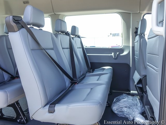 2018 Transit 150 Med Roof 4x2,  Passenger Wagon #F56981 - photo 8