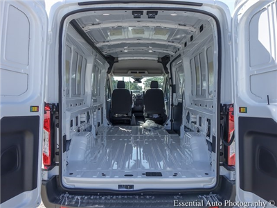 2018 Transit 250 Med Roof 4x2,  Empty Cargo Van #F56992 - photo 2