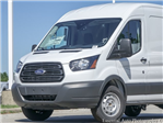 2018 Transit 250 Med Roof 4x2,  Empty Cargo Van #F56992 - photo 1