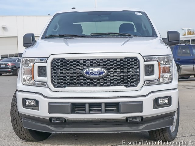 2018 F-150 SuperCrew Cab 4x4,  Pickup #F57016 - photo 4