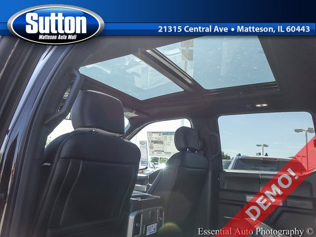 2018 F-150 SuperCrew Cab 4x4,  Pickup #F57025 - photo 10
