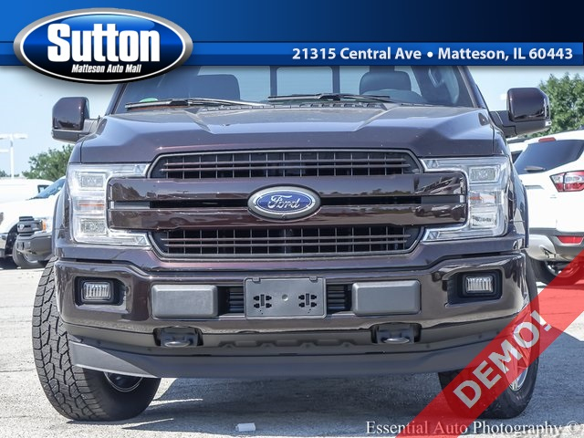 2018 F-150 SuperCrew Cab 4x4,  Pickup #F57025 - photo 4