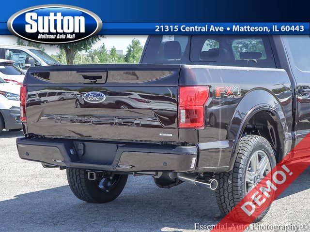 2018 F-150 SuperCrew Cab 4x4,  Pickup #F57025 - photo 6