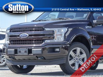 2018 F-150 SuperCrew Cab 4x4,  Pickup #F57025 - photo 1