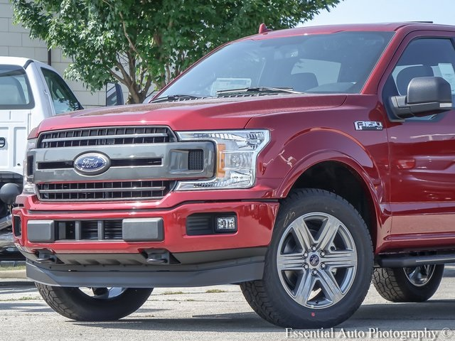 2018 F-150 SuperCrew Cab 4x4,  Pickup #F57031 - photo 1
