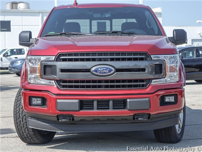 2018 F-150 SuperCrew Cab 4x4,  Pickup #F57031 - photo 4