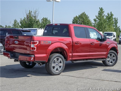 2018 F-150 SuperCrew Cab 4x4,  Pickup #F57031 - photo 2
