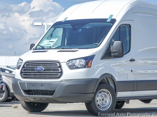 2018 Transit 350 High Roof 4x2,  Empty Cargo Van #F57075 - photo 1