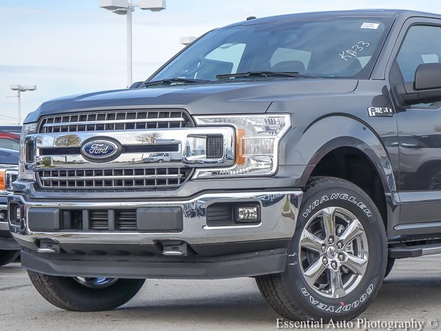 2018 F-150 SuperCrew Cab 4x4,  Pickup #F57161 - photo 1