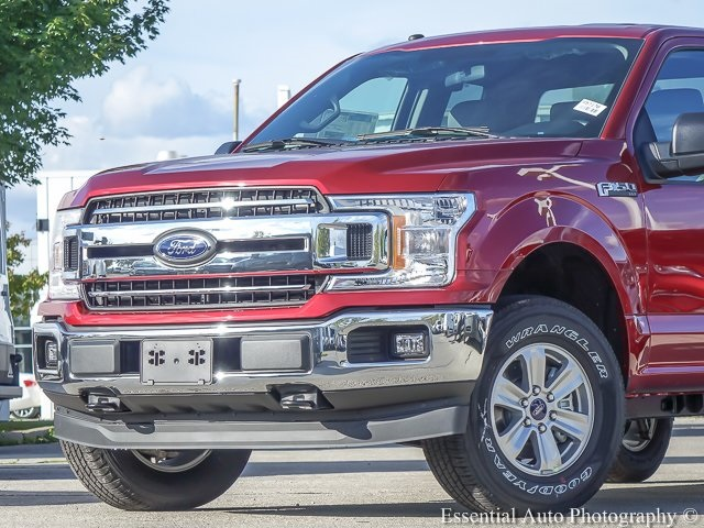 2018 F-150 Super Cab 4x4,  Pickup #F57170 - photo 1