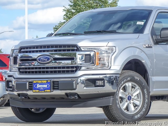 2018 F-150 Super Cab 4x4,  Pickup #F57171 - photo 1