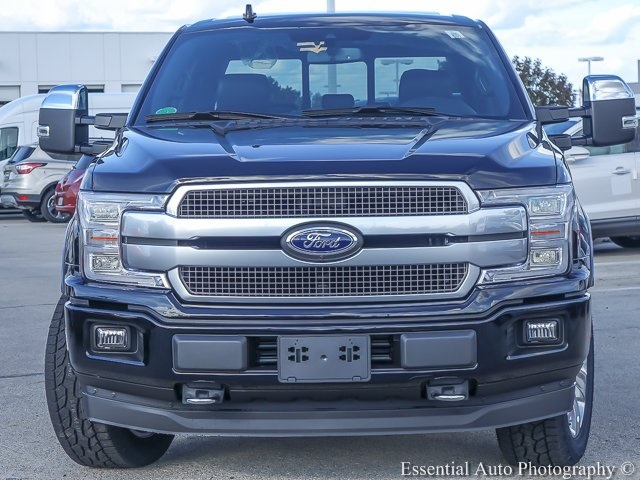 2018 F-150 SuperCrew Cab 4x4,  Pickup #F57189 - photo 4