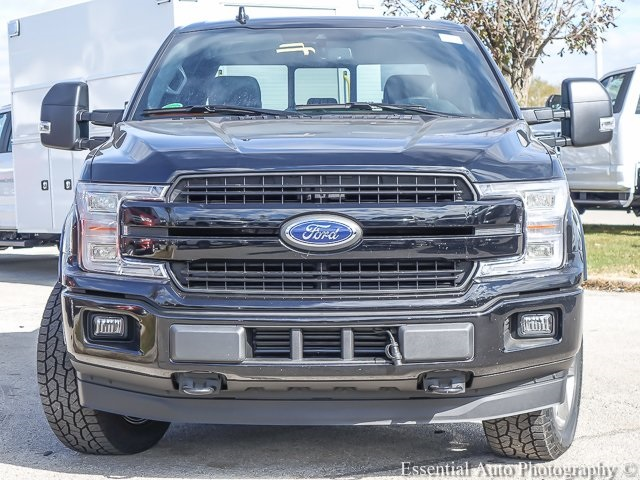 2018 F-150 SuperCrew Cab 4x4,  Pickup #F57203 - photo 4