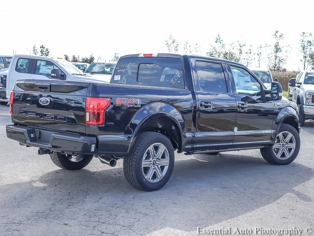 2018 F-150 SuperCrew Cab 4x4,  Pickup #F57203 - photo 2