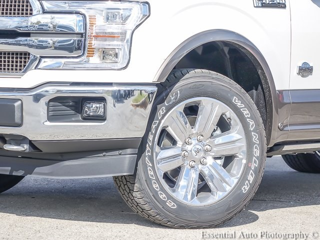 2018 F-150 SuperCrew Cab 4x4,  Pickup #F57212 - photo 3
