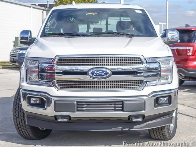 2018 F-150 SuperCrew Cab 4x4,  Pickup #F57212 - photo 4