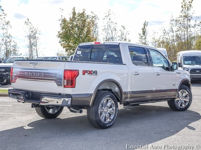 2018 F-150 SuperCrew Cab 4x4,  Pickup #F57212 - photo 2