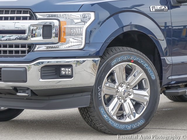 2018 F-150 SuperCrew Cab 4x4,  Pickup #F57281 - photo 3