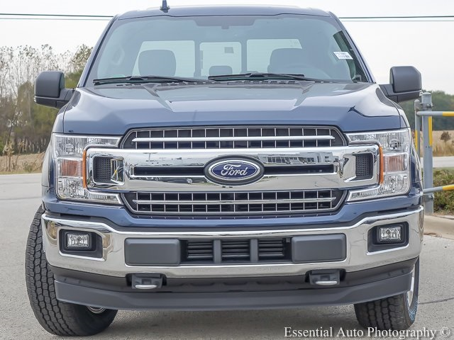 2018 F-150 SuperCrew Cab 4x4,  Pickup #F57281 - photo 4