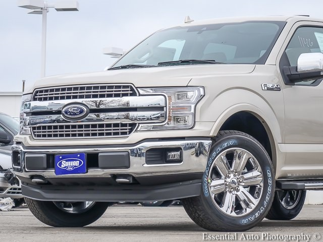 2018 F-150 SuperCrew Cab 4x4,  Pickup #F57333 - photo 1