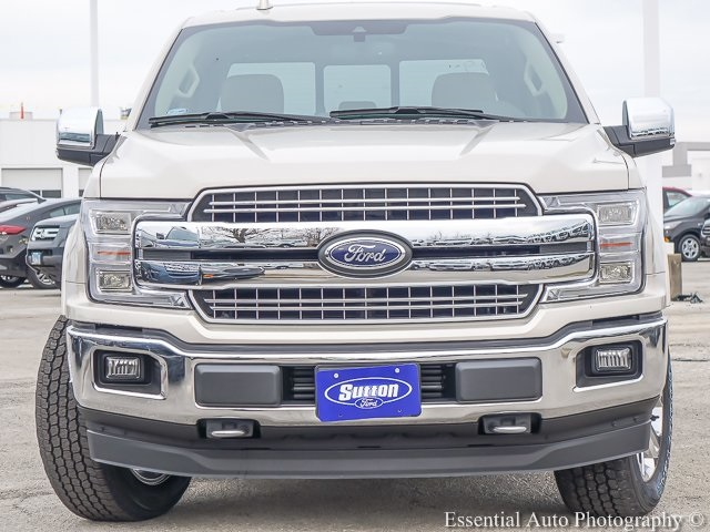 2018 F-150 SuperCrew Cab 4x4,  Pickup #F57333 - photo 4