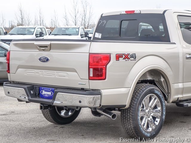 2018 F-150 SuperCrew Cab 4x4,  Pickup #F57333 - photo 6