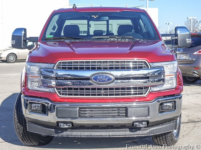 2019 F-150 SuperCrew Cab 4x4,  Pickup #F57435 - photo 4