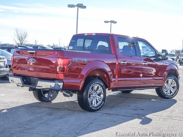 2019 F-150 SuperCrew Cab 4x4,  Pickup #F57435 - photo 2