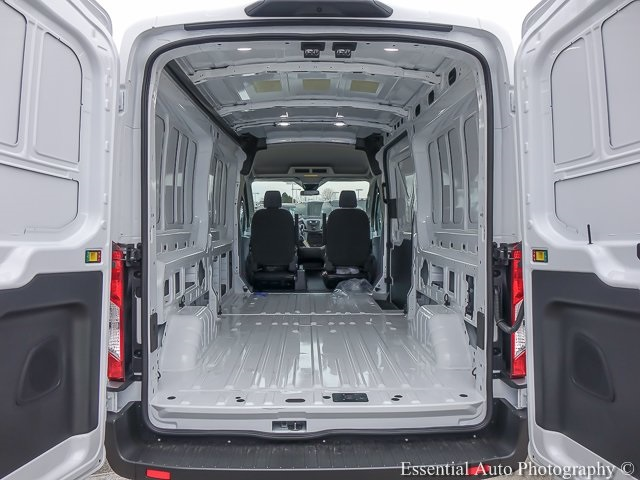 2019 Transit 250 Med Roof 4x2,  Empty Cargo Van #F57447 - photo 2