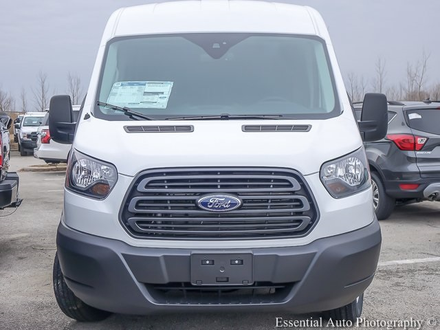 2019 Transit 250 Med Roof 4x2,  Empty Cargo Van #F57447 - photo 4