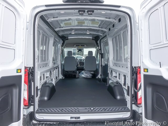 2019 Transit 250 Med Roof 4x2,  Empty Cargo Van #F57472 - photo 2