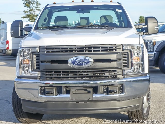 2019 F-350 Regular Cab DRW 4x4,  Cab Chassis #K00004 - photo 4