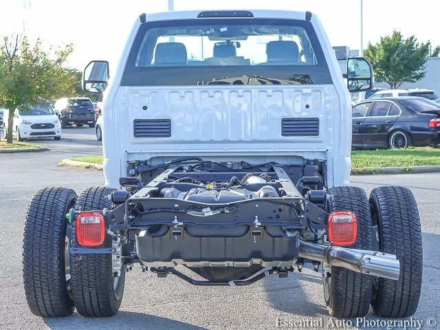 2019 F-350 Regular Cab DRW 4x4,  Cab Chassis #K00004 - photo 5