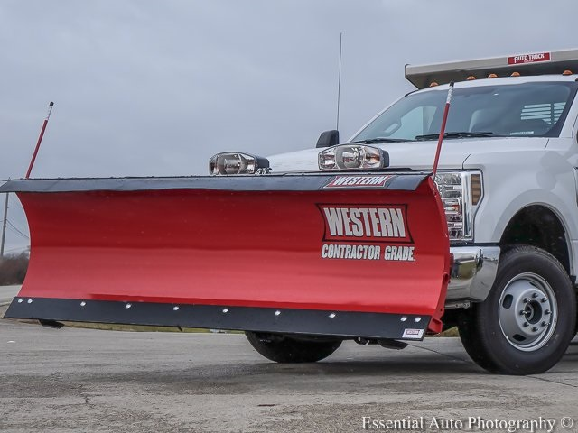 2019 F-350 Regular Cab DRW 4x4,  Rugby Dump Body #K00006 - photo 2