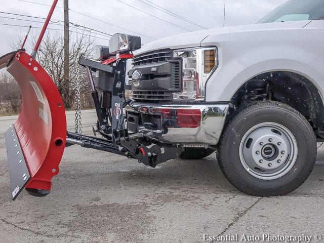 2019 F-350 Regular Cab DRW 4x4,  Rugby Dump Body #K00006 - photo 6