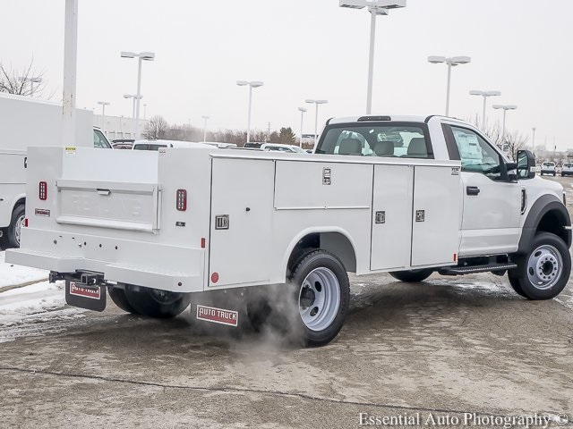 2019 F-450 Regular Cab DRW 4x2,  Reading Service Body #K00007 - photo 2