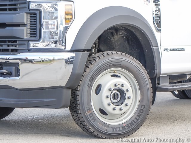 2019 F-450 Regular Cab DRW 4x4,  Rugby Dump Body #K00013 - photo 4