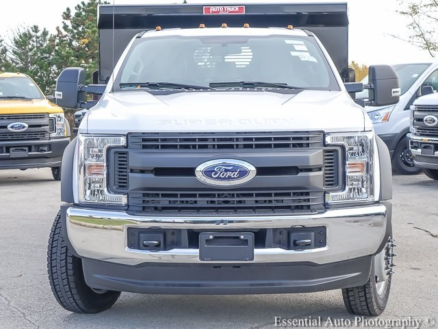 2019 F-450 Regular Cab DRW 4x4,  Rugby Contractor Dump Body #K00013 - photo 5