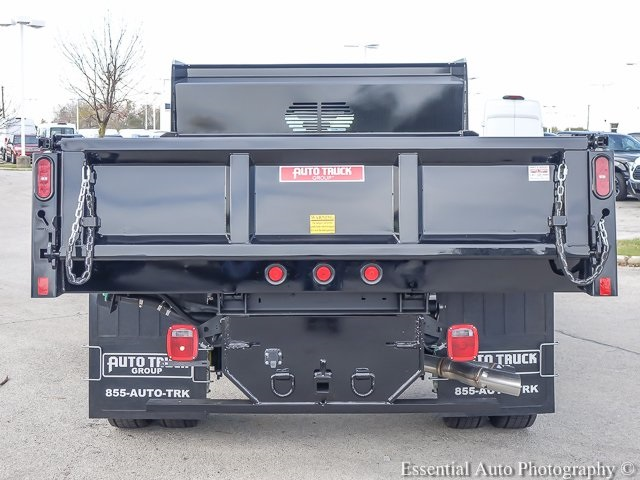 2019 F-450 Regular Cab DRW 4x4,  Rugby Contractor Dump Body #K00013 - photo 6
