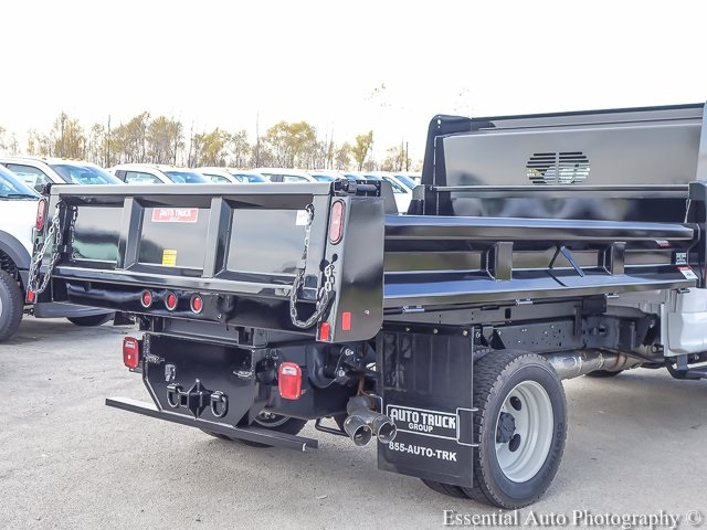 2019 F-450 Regular Cab DRW 4x4,  Rugby Contractor Dump Body #K00013 - photo 2
