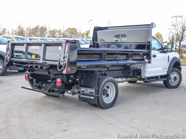 2019 F-450 Regular Cab DRW 4x4,  Rugby Contractor Dump Body #K00013 - photo 1