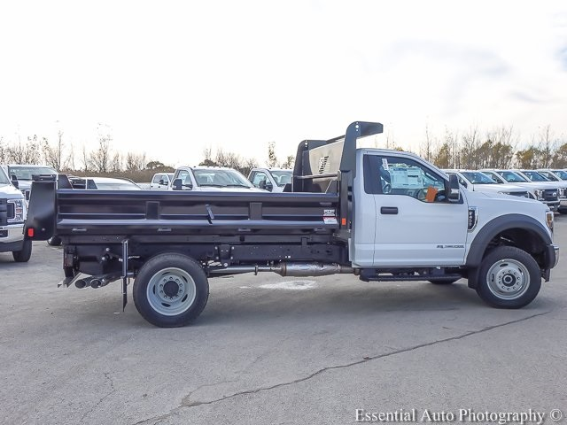 2019 F-450 Regular Cab DRW 4x4,  Rugby Contractor Dump Body #K00013 - photo 7