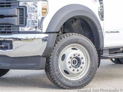 2019 F-450 Regular Cab DRW 4x4,  Rugby Contractor Dump Body #K00013 - photo 4