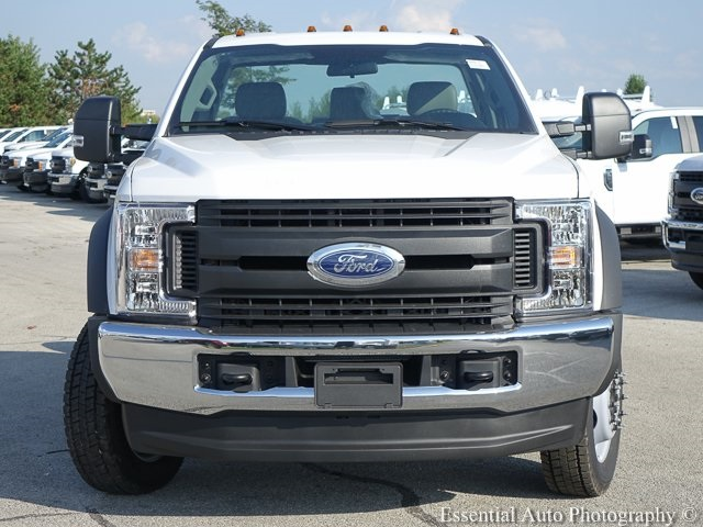 2019 F-450 Regular Cab DRW 4x4,  Cab Chassis #K00015 - photo 4