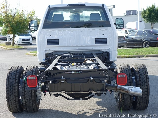 2019 F-450 Regular Cab DRW 4x4,  Cab Chassis #K00015 - photo 5
