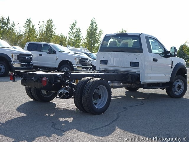 2019 F-450 Regular Cab DRW 4x4,  Cab Chassis #K00015 - photo 8